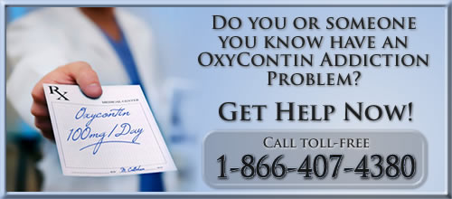 OxyContin Information