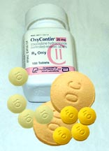 OxyContin Bottle